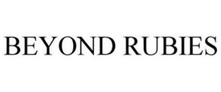 BEYOND RUBIES
