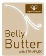 PP PREGNANCY PARTNERS BELLY BUTTER WITH STRIAPLEX