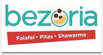 BEZORIA FALAFEL PITAS SHAWARMA