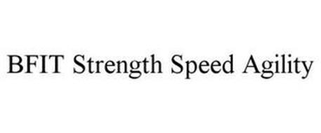 BFIT STRENGTH SPEED AGILITY