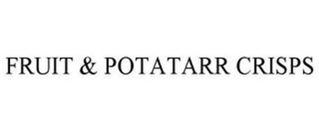 FRUIT & POTATARR CRISPS