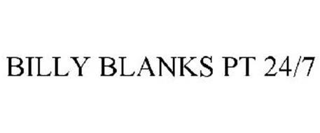 BILLY BLANKS PT 24/7