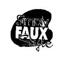 SIMPLY FAUX STYLE