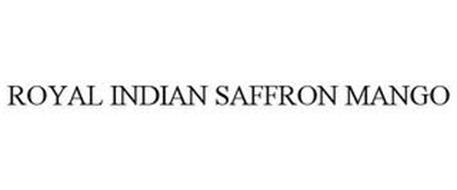 ROYAL INDIAN SAFFRON MANGO