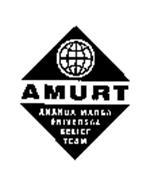 AMURT ANANDA MARGA UNIVERSAL RELIEF TEAM