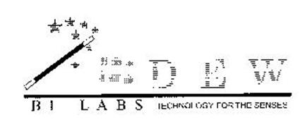 DEW B I L A B S TECHNOLOGY FOR THE SENSES