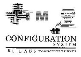 ITM CONFIGURATION SYSTEM B I L A B S TECHNOLOGY FOR THE SENSES