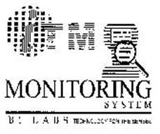 ITM MONITORING SYSTEM B I L A B S TECHNOLOGY FOR THE SENSES