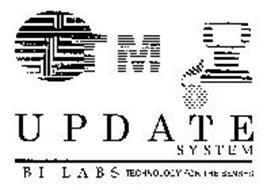 ITM UPDATE SYSTEM B I L A B S TECHNOLOGY FOR THE SENSES