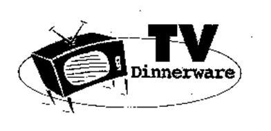 TV DINNERWARE
