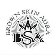 BROWN SKIN AURA BSA