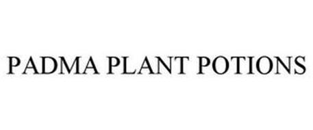 PADMA PLANT POTIONS