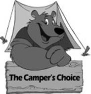 THE CAMPER'S CHOICE
