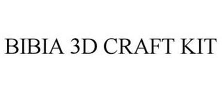 BIBIA 3D CRAFT KIT