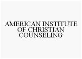AMERICAN INSTITUTE OF CHRISTIAN COUNSELING