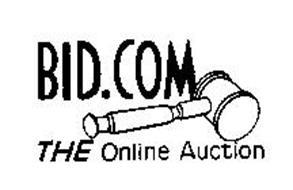 BID.COM THE ONLINE AUCTION