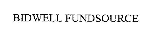 BIDWELL FUNDSOURCE