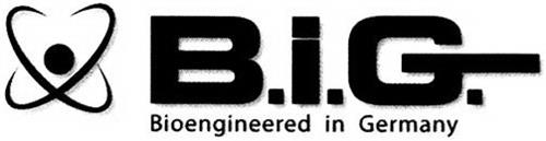 B.I.G. BIOENGINEERED IN GERMANY