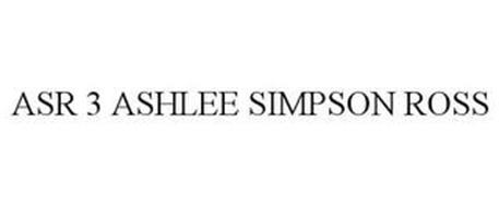ASR 3 ASHLEE SIMPSON ROSS