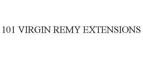 101 VIRGIN REMY EXTENSIONS