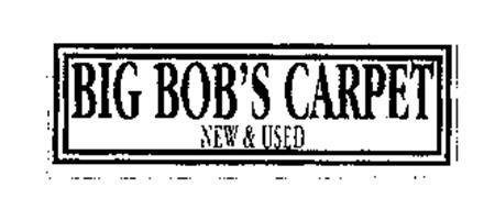 BIG BOB'S CARPET NEW & USED