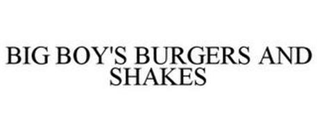 BIG BOY'S BURGERS AND SHAKES