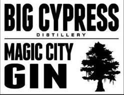 BIG CYPRESS DISTILLERY MAGIC CITY GIN