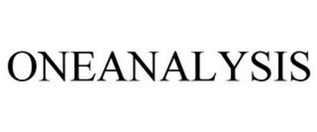 ONEANALYSIS
