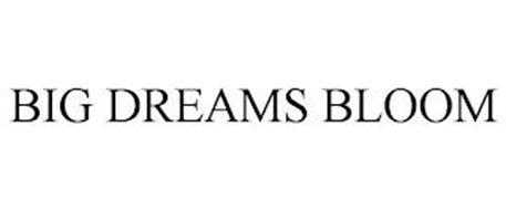 BIG DREAMS BLOOM