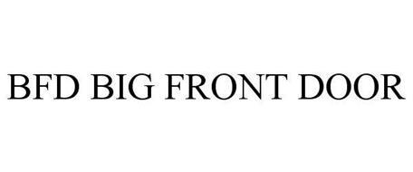 BFD BIG FRONT DOOR