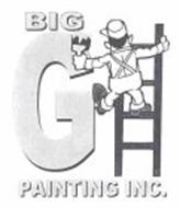 BIG G PAINTING INC.