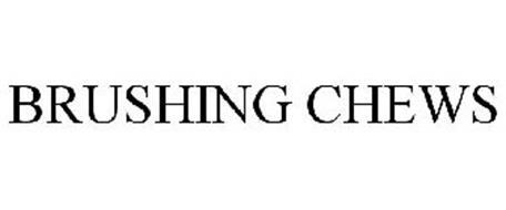 BRUSHING CHEWS