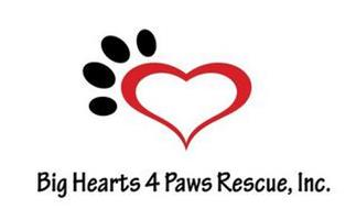 BIG HEARTS 4 PAWS RESCUE, INC.