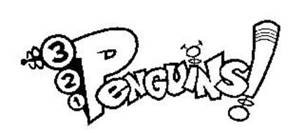 321 coloring pages | 3-2-1 PENGUINS! Trademark of Big Idea Productions, Inc ...