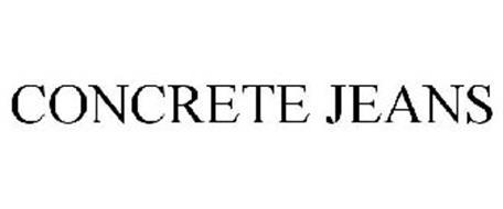 CONCRETE JEANS