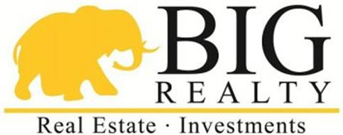 BIG REALTY REAL ESTATE · INVESTMENTS · LOANS