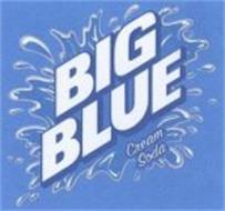 BIG BLUE CREAM SODA
