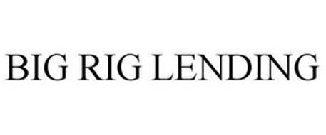 BIG RIG LENDING