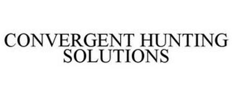 CONVERGENT HUNTING SOLUTIONS