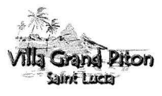 VILLA GRAND PITON SAINT LUCIA