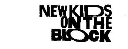 NEW KIDS ON THE BLOCK Trademark of Big Step Productions ...