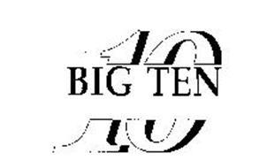 10 BIG TEN