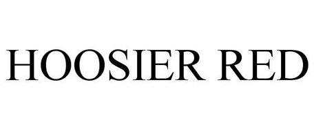 HOOSIER RED