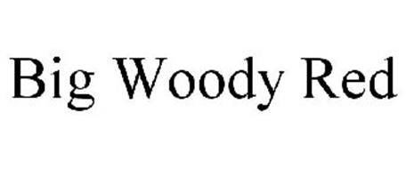 BIG WOODY RED