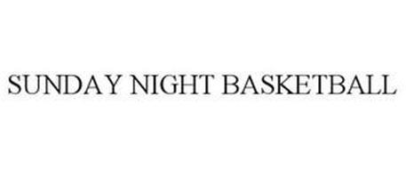 SUNDAY NIGHT BASKETBALL
