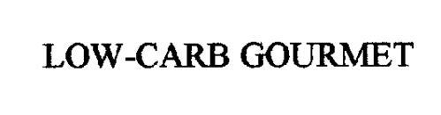 LOW-CARB GOURMET