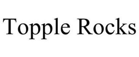 TOPPLE ROCKS