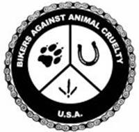 BIKERS AGAINST ANIMAL CRUELTY U.S.A.