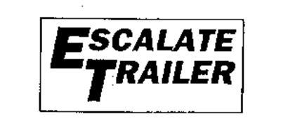 ESCALATE TRAILER
