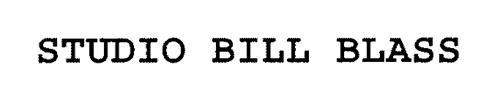 STUDIO BILL BLASS